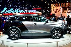 Nouveau Peugeot 3008 (Le Tonio) Tags: suv voiture cars car mondialdelauto 3008 peugeot