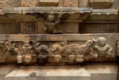 Lions (VinayakH) Tags: bhoganandeeshwaratemple karnataka india temple nandihills chikkaballapura chola ganga hoysala tipusultan religious historic