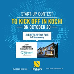 With an aim to test innovative skills and technical knowledge of fledgling electronic startups, city-based Maker Village, one of India's largest incubators, will team up with Bosch to host an event at KINFRA Hi-Tech Park in Kalamassery located 3 Kms from (nucleusproperties) Tags: life beautiful technology kochi elegant style kerala realestate lifestyle india news luxury startup villa comfort apartment architecture interior gorgeous design elegance beauty building view innovations city construction atmosphere home living