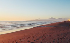 Avenida del Mar (ManuSotomayor) Tags: latinamerica southamerica peace sand sea colorful landscapephotography landscape sunset beach playa coquimbo laserena chile