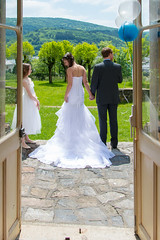 DSC_0817.jpg (steve.castles) Tags: wedding bride groom dress france lacune castle