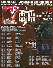 May - August 2006 Michael Schenker Group UK/Europe Tour (NYCDreamin) Tags: msg europetour august2006 doomfoxx uktour july2006 may2006 june2006 michaelschenkergroup nikkipuppet fasterinferno