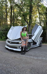 "5th Gen Camaro With Stephanie • <a style=""font-size:0.8em;"" href=""http://www.flickr.com/photos/85572005@N00/8746998847/"" target=""_blank"">View on Flickr</a>"