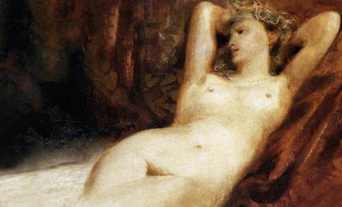 "Majas, homenajes de Francisco de Goya y Lucientes (1802), Eugéne Delacroix (1826), Amadeo Modigliani (1916), Pablo Picasso (1906), (1931), (1959), (1964). • <a style=""font-size:0.8em;"" href=""http://www.flickr.com/photos/30735181@N00/8747969622/"" target=""_blank"">View on Flickr</a>"