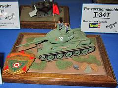 Modellbauaustellung im Panzermuseum Munster Mai 2013 (saltacornu) Tags: tank modeling military munster tanks panzermuseum panzer militär modellbau saltacornu
