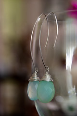 Mary's (anthonyoung) Tags: glass handmade earring rings ear earrings jewlery product
