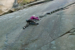 Canap at Hller (Don Lardy) Tags: rock sweden climbing granite climber bohusln
