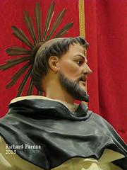 Saint Dominic (fajjenzu) Tags: sculpture statue architecture faith religion malta christianity sliema nazarene jesusofnazareth jesusthenazarene saintdomnic