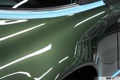 964targa-29 (Wax-it.be) Tags: roof detail reflection green shine convertible porsche gloss cabrio waxing perfection speedster targa detailing 964 swissvax waxit
