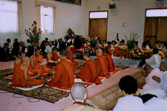 The Sangha: The Buddhist Community