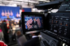 K2PRODUCTIONS Filming President Obama