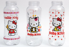พิมพ์ขวดนมเด็ก | Screen Print | Feed Bottles | Hello Kitty | Non toxic color