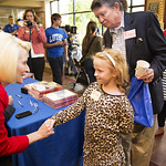 """<b>Callista Gingrich Book Signing_100513_0036</b><br/> Photo by Zachary S. Stottler Luther College '15<a href=""""http://farm9.static.flickr.com/8554/10180988044_086645fd93_o.jpg"""" title=""""High res"""">∝</a>"""