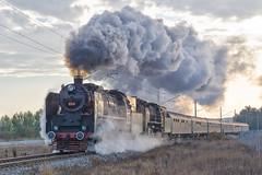 Full Steam Ahead! (BackOnTrack Studios) Tags: engine loco steam locomotive express 0123 balkan ige winterthur 0312 dragoman 2013 bdz bahntouristik henshcel