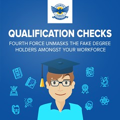 Education-qualification-background-verification-by-fourthforce (fourthforce) Tags: educational qualification checks company india