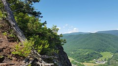 Rolling hills of West Virginia (SustainU Clothing) Tags: outdoors rocks westvirginia mountains adventure appalachia