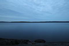 Schweden (janakintrup) Tags: schweden sweden vrmland blau wasser see paddeln stimmung ruhe stille seemeditation entspannung blauestunde canon august