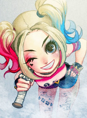 Harley Quinn (kiddy factory) Tags: harleyquinn dc comic suicidesquad
