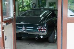 1968 Ford Mustang GT Fastback (aguswiss1) Tags: 1968fordmustanggtfastback 1968 ford mustang gt fastback mustanggt uscar musclecar usmusclecar bullit greenmustang green stevemcqueen v8 fastcar dreamcar sportscar supercar classic car classiccar usclassic