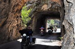 Aug 8 2016 - Iron Mountain Road tunnel, Black Hills, SD (lazy_photog) Tags: lazy photog elliott photography black hills motorcycle classic rally races iron mountain road tunnels 080816sturgisdaythree