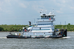 ATLAS (Matt D. Allen) Tags: tugboat shipspotting houstonshipchannel kirby