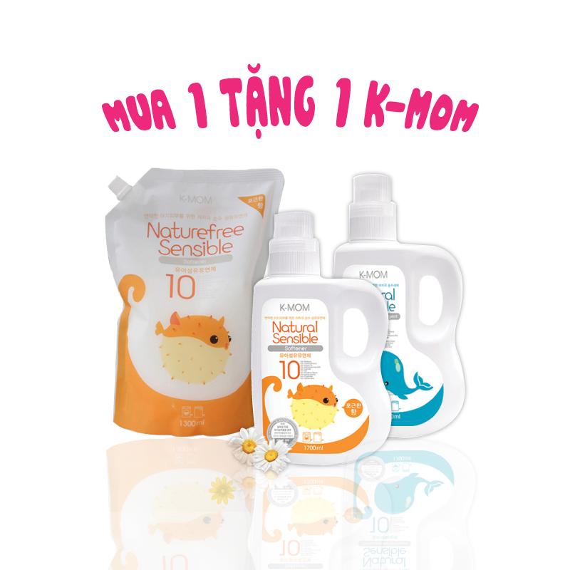 KHUYẾN MẠI HOT: K-MOM MUA 1 TẶNG 1