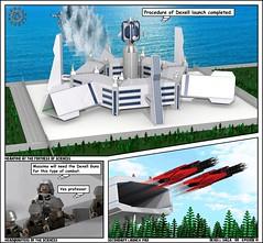 00 08 DeXell Saga III (messerneogeo) Tags: messerneogeo robot mech mecha dexell saga iii lego