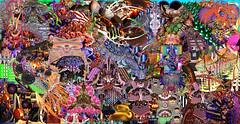 Mystic Impression of Unconscious Structure (Zone Patcher) Tags: computerdesign digitalart digitaldesign design computer digital abstract surreal graphicdesign graphicart psychoactivartz zonepatcher newmediaforms photomanipulation photoartwork manipulated manipulatedimages manipulatedphoto modernart modernartist contemporaryartist fantasy digitalartwork digitalarts surrealistic surrealartist moderndigitalart surrealdigitalart abstractcontemporary contemporaryabstract contemporaryabstractartist contemporarysurrealism contemporarydigitalartist contemporarydigitalart modernsurrealism photograph picture photobasedart photoprocessing photomorphing hallucinatoryrealism computerart fractalgraphicart psychoactivartzstudio digitalabstract abstractsurrealism surrealistartist digitalartimages abstractartists abstractwallart abstractexpressionism abstractartist contemporaryabstractart abstractartwork abstractsurrealist modernabstractart abstractart surrealism representationalart collages digitalcollages 3dcollages colorful cool trippy geometric newmediaart psytrance technoshamanic technoshamanism futuristart lysergicfolkart lysergicabsrtactart