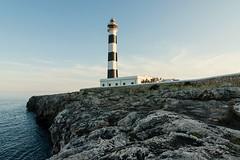 FAR D'ARTUTX (L'atzucac) Tags: far mar menorca atzucac latzucac color format23 lighthouse seascape