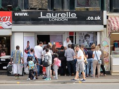 Promenade Scent Seller (deltrems) Tags: blackpool lancashire fylde coast promenade perfume scent seller shop laurelle