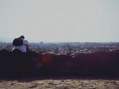 Movie Landscape (oskard.) Tags: landscape filter city blur lens flare