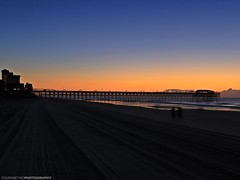 Predawn Light {EXPLORE} (FourOneTwo Photography) Tags: gardencitypier gardencity myrtlebeach atlanticocean beach ocean pier sunrise vacation dawn fouronetwophotography