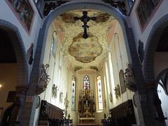 St.Stephanskirche Konstanz (thomaslion1208) Tags: konstanz kirche kerk cathetral church romanisch gotisch altar