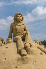 049 - Burgas - Sand Sculptures Festival 2016 - 24.08.16-LR (JrgS13) Tags: bulgarien filmhelden outdoor reisen sand sandscuplturefestivals sandskulpturenfestival urlaub burgas