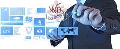 businessman hand working with new modern computer and business success (ndizolasyon) Tags: advice analysis brand business businessman chart company competition concept consultant creative development diagram display economic education financial goals graph growth hand icon idea industry information innovation inspiration intelligence job man management marketing method opportunity organize performance plan project report smart solution statistic strategy success target teamwork think virtual vision work