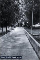 Dark Pathway, Nahda Park, Riyadh, KSA (Adeel Javed's Photography) Tags: dark pathway adeel javed riyadh nahda park saudi arabia