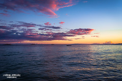 Sunset on Panglao Island. (vincent.lecolley) Tags: seascape philippines asia sunset panglao island