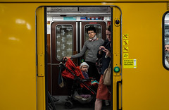 Metro (Remuz59Photography) Tags: streetphotography streetphoto fujixpro1 berlin