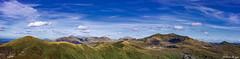 Snowdonia Panorama! (Paul Sivyer) Tags: snowdonia snowdon moeleilio moelcynghorion elidirfawr carneddau tryfan cribgoch glyderfach glyderau castellygwynt wildwalescom paulsivyer