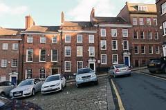 Sheffield, Paradise Square, 04-12 (Clanger's England) Tags: england sheffield southyorkshire wwwenglishtownsnet lbs455888 gradeiistarlistedbuilding terrace offices et ebb ebi