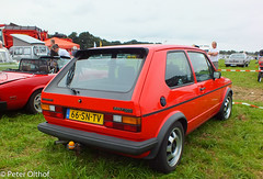 Volkswagen Golf GTD (peterolthof) Tags: neurhede 1011092016 peter olthof peterolthof