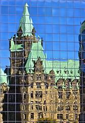 Reflets// Reflection (ferlen02) Tags: reflets reflection gouvernementcanadien ottawa