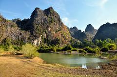 DSC_6497 (seanatron123) Tags: laos asia nikond5100 thakhekloop karst mountains nature