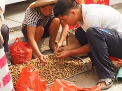 peanuts (1) (anwoody) Tags: for flickr xingping china market streetlife