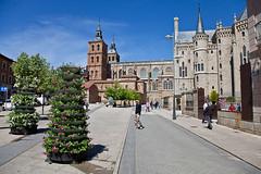 Astorga (JOAO DE BARROS) Tags: barros spain joo astorga street architecture