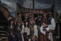 Elfia Fantasy Fair (ellen-ow) Tags: arcen elfiafantasyfair niederlande menschen personen portrt gruppe piraten schiff nikond5 ellenow