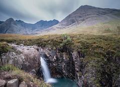 Fairy Pool (MNP[FR]) Tags: 2016 ecosse scotland landscape water clouds waterfall mountain long exposure smooth samsung hike montagne paysage eau isle skye pose longue nuage fairy pools chute deau randonne nx1