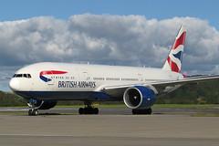 G-VIIS - EDI 2016 (Martin Third Av'n) Tags: unitedkingdom scotland egph edi edinburgh g gviis boeing boeing777 b777200 britishairways airliner widebody