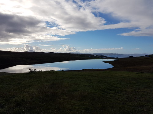 Loch Aisir and Blairmore