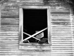 20161017A008 (Terry Christian Photo) Tags: mamiya 645pro llford hp5 kodak hc110 abandoned ruin ruins whorehouse brothel hotel baldknob arkansas